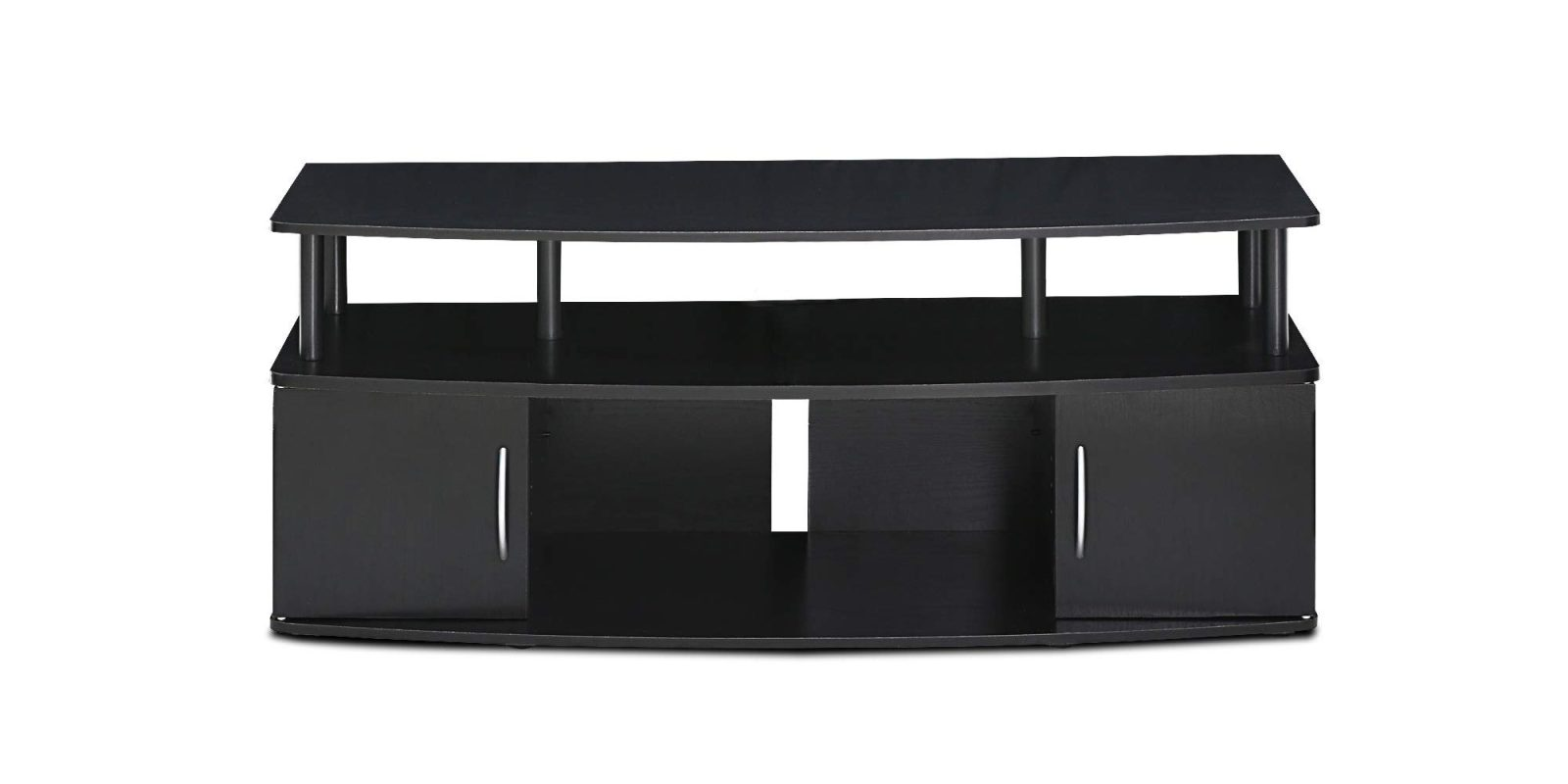 At $36.50, this TV stand sports easy assembly and is 40% off