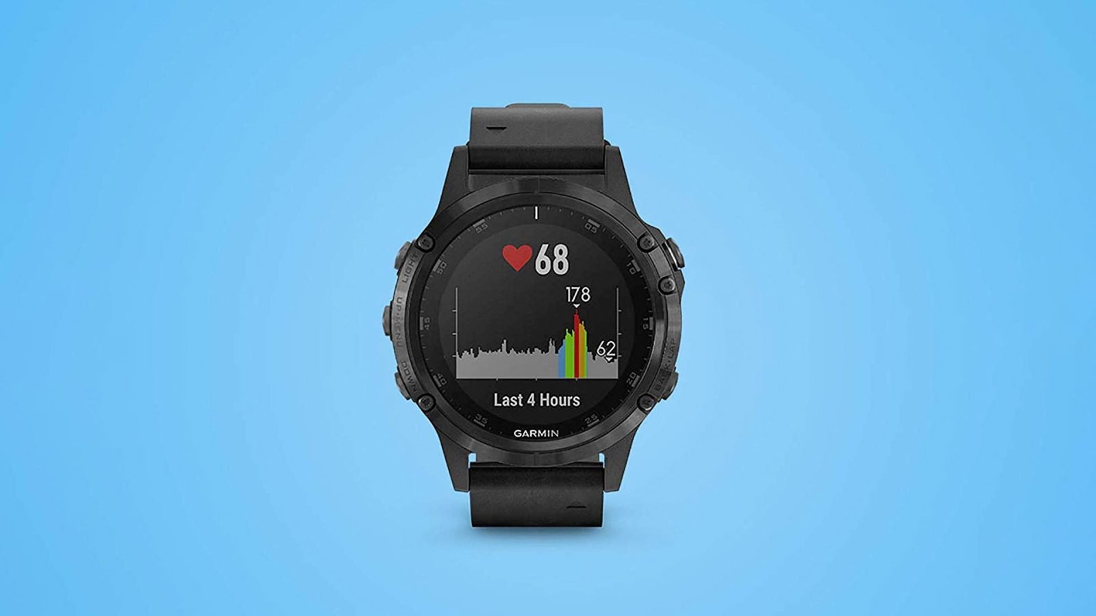 Garmin's fēnix 5 Plus has up to 12-day battery life for $550 (Over $100 off)
