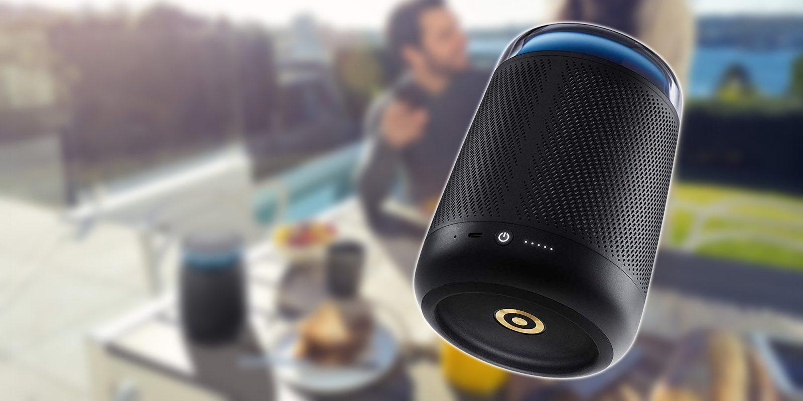 Amazon slashes 70% off Harman Kardon's dockable, hybrid smart speaker, now $65