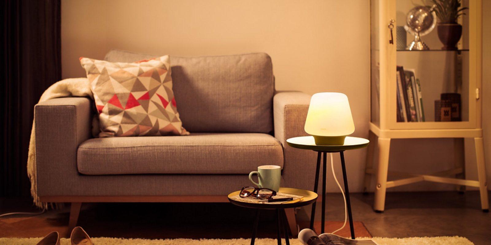 Flipboard Philips Hue Wellness Lamp Gets Rare Discount To