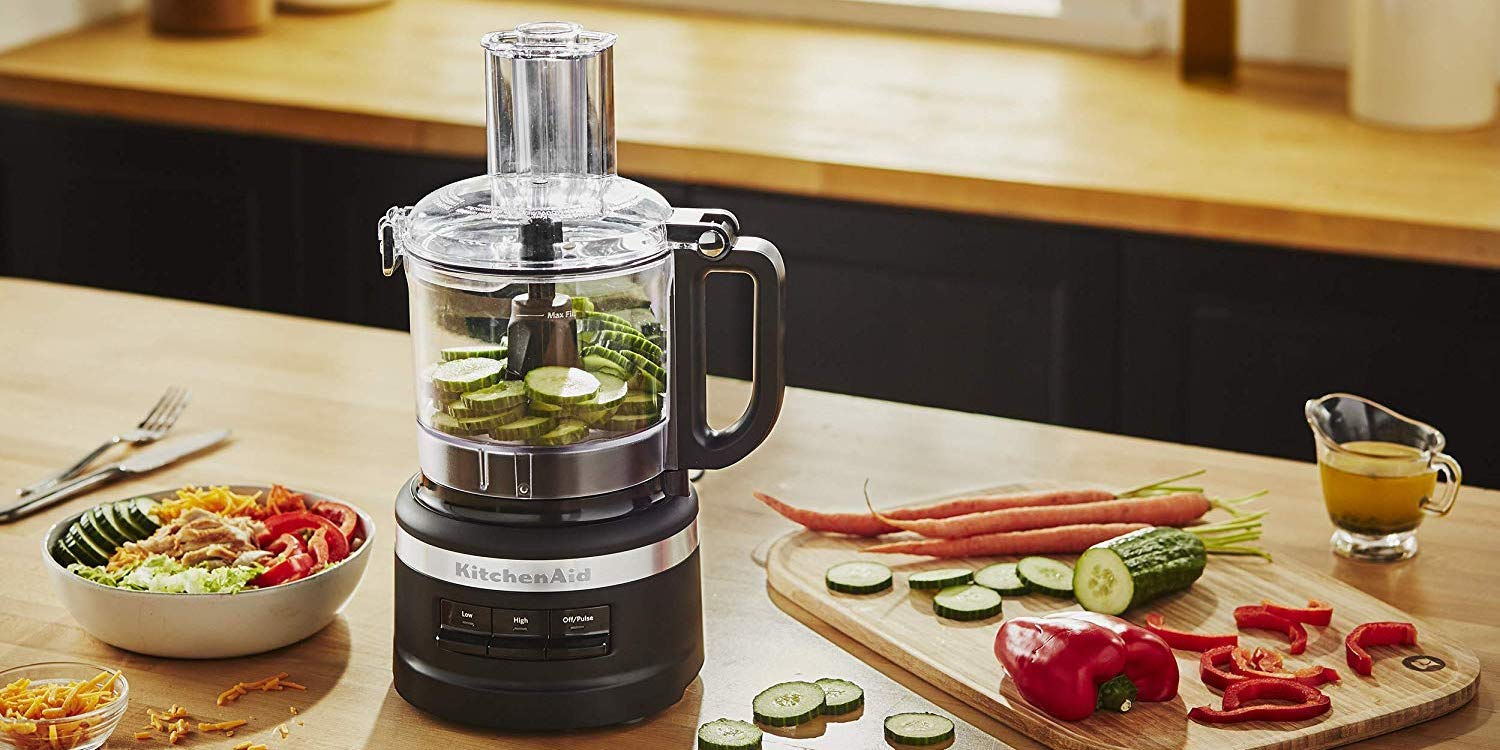 Prep Holiday Treats With A Kitchenaid 7 Cup Food Processor At 65 Reg 100 9to5toys