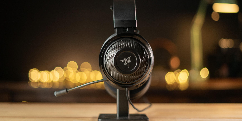 Microphone on Razer Kraken Ultimate