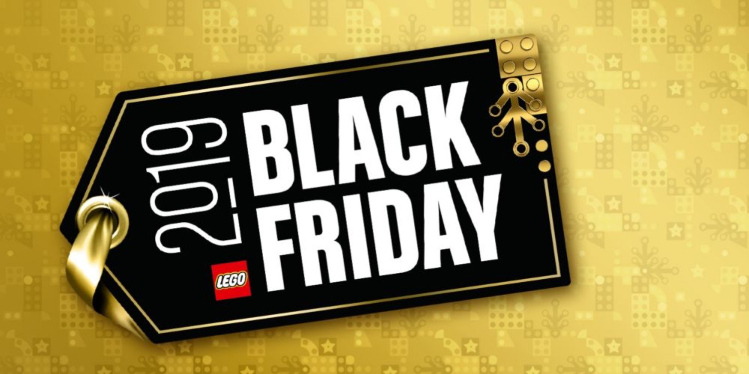 LEGO's VIP Weekend sale has early Black Friday deals: 30% off kits, freebies, more