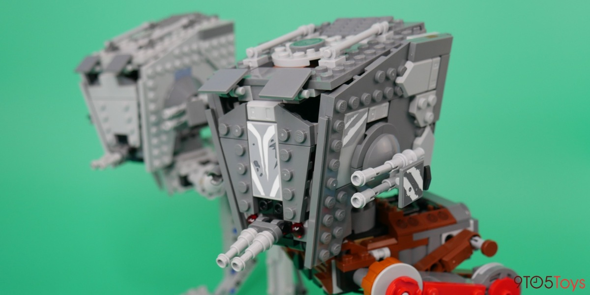 LEGO AT-ST Review