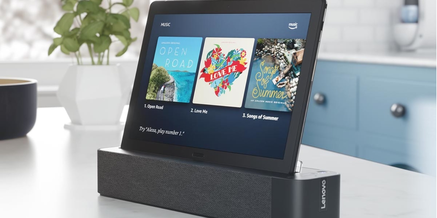 lenovo smart tab m10 mit amazon alexa