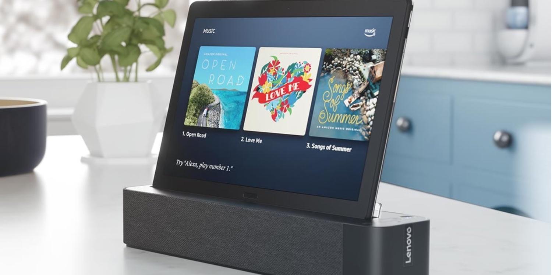 Lenovo Smart Tab is both an Android device and Alexa hub: $142 (Reg. $190)