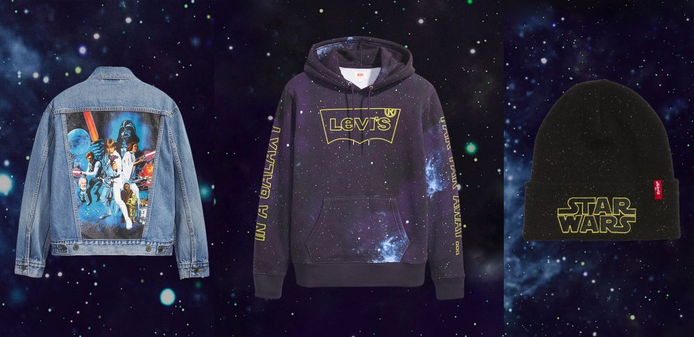 Levis Star Wars Collection