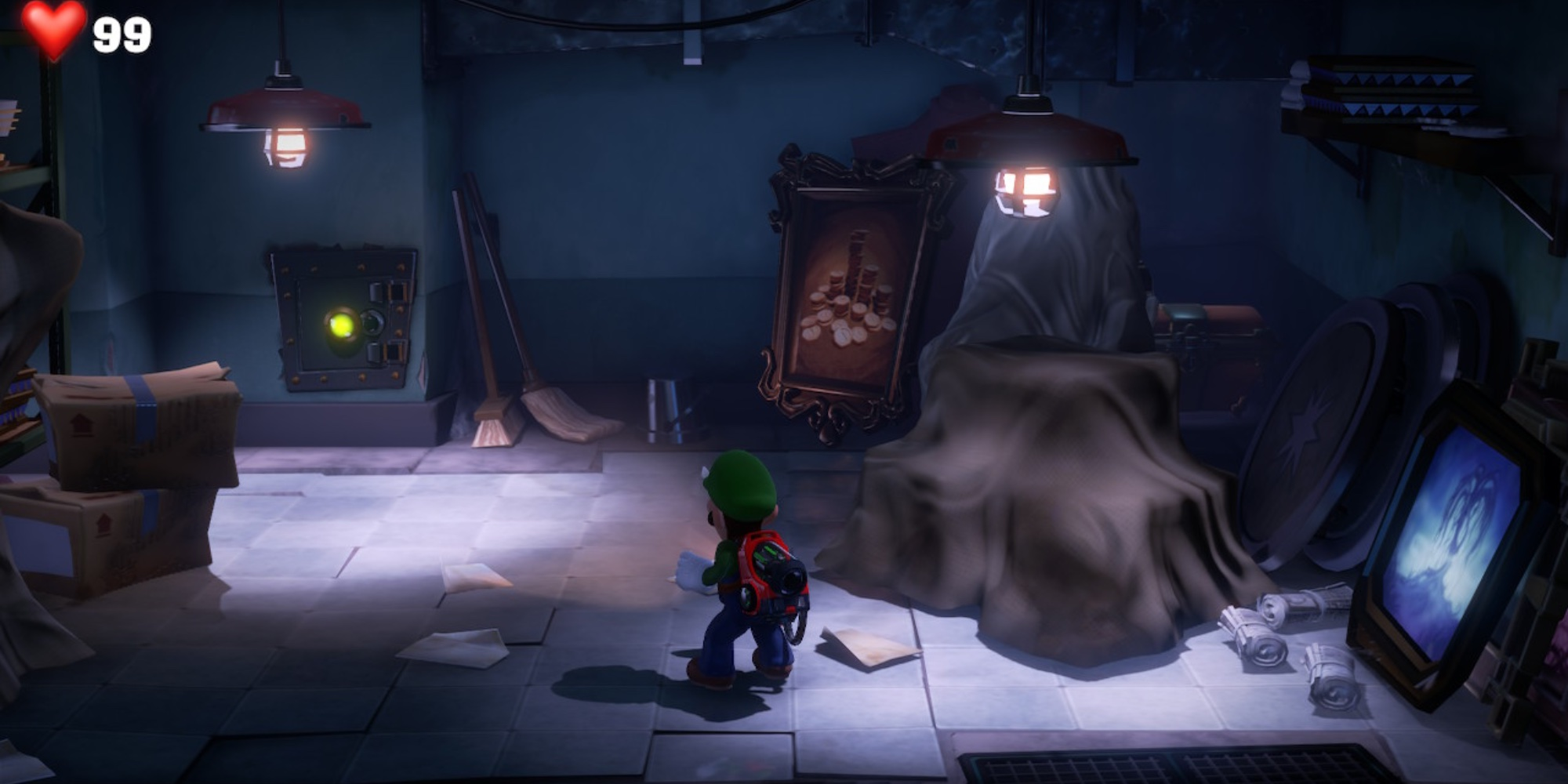 Luigi S Mansion 3 Review Satisfying Combat Shines And More