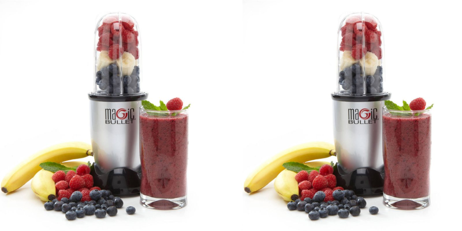 Magic Bullet Blender is the perfect smoothie maker at $20 (Reg. $30) + more
