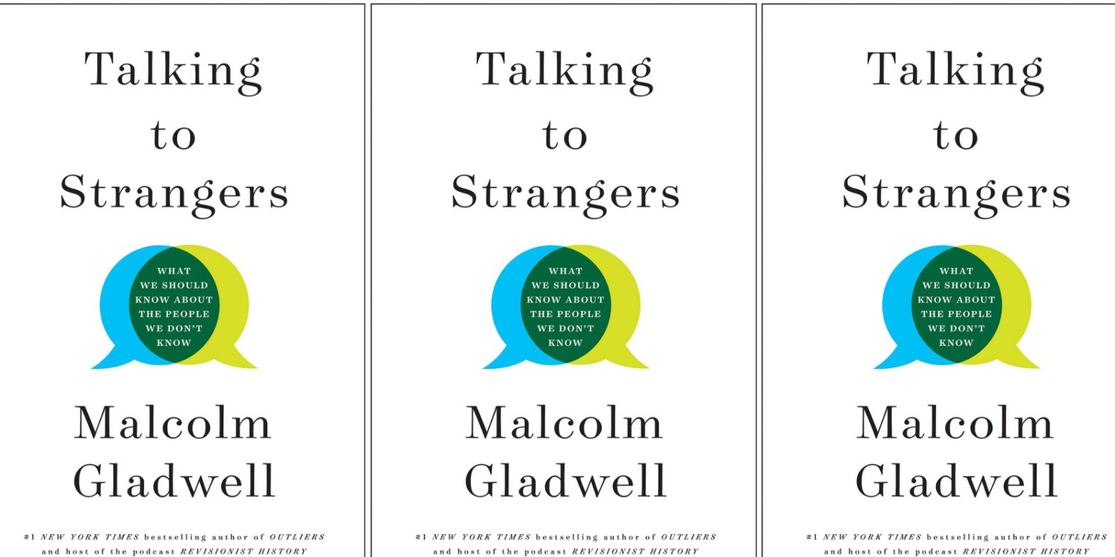 Malcolm Gladwell's Talking to Strangers Kindle Book drops to $5 (Reg. $18+)