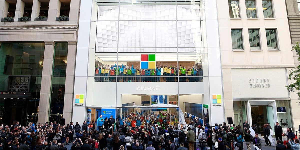 Microsoft Black Friday Sneak Peek - 2019