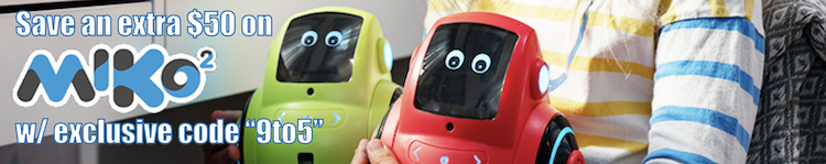 Miko 2 educational robot for kids