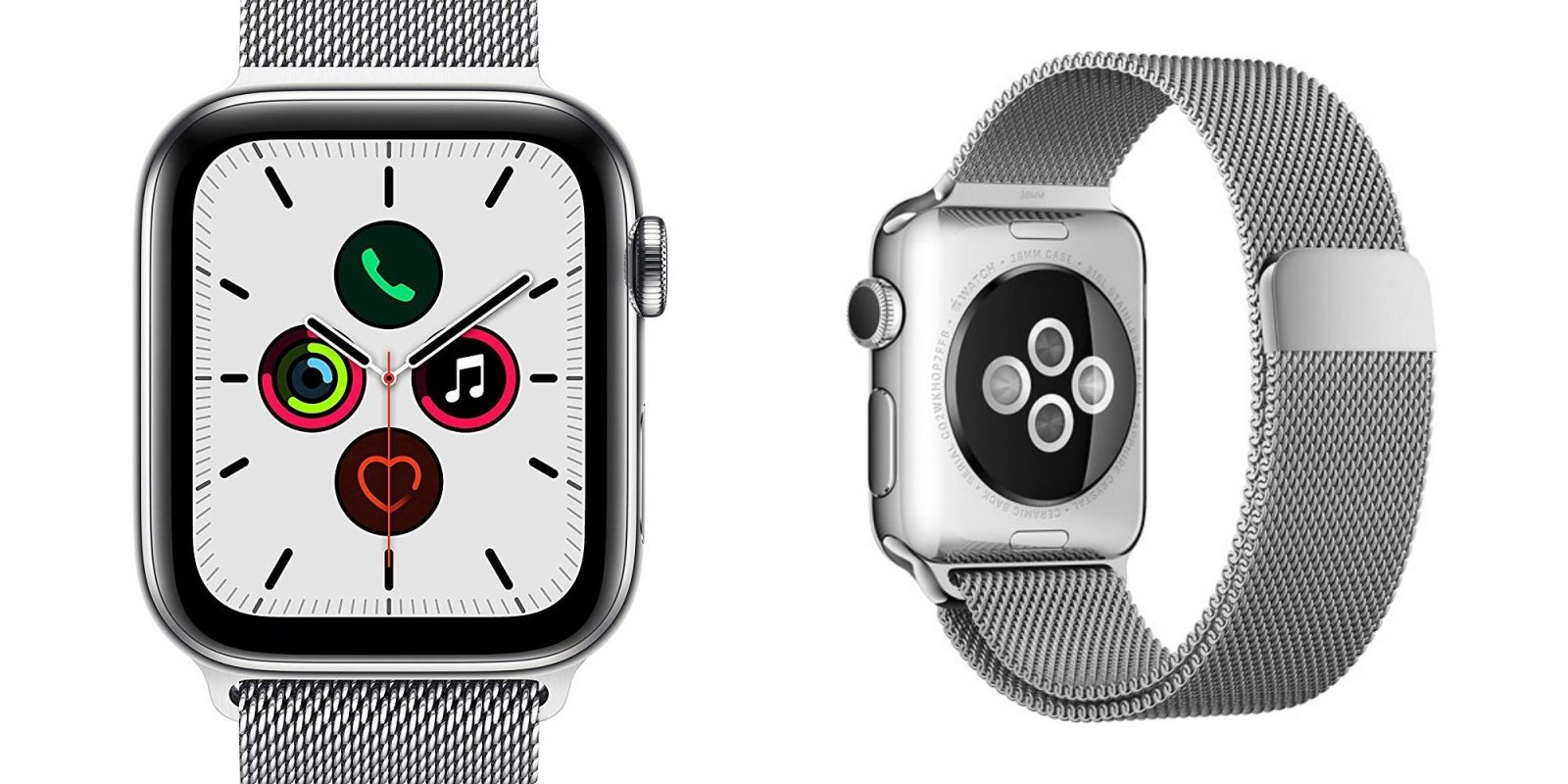 Amazon has slashed the official Apple Watch Milanese Loop band down to $85