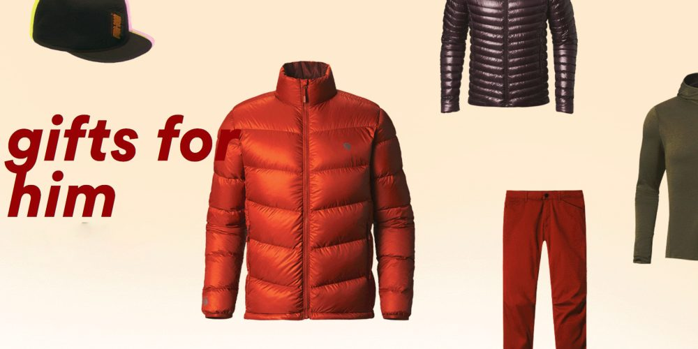 Mountain Hardwear Gift Guide