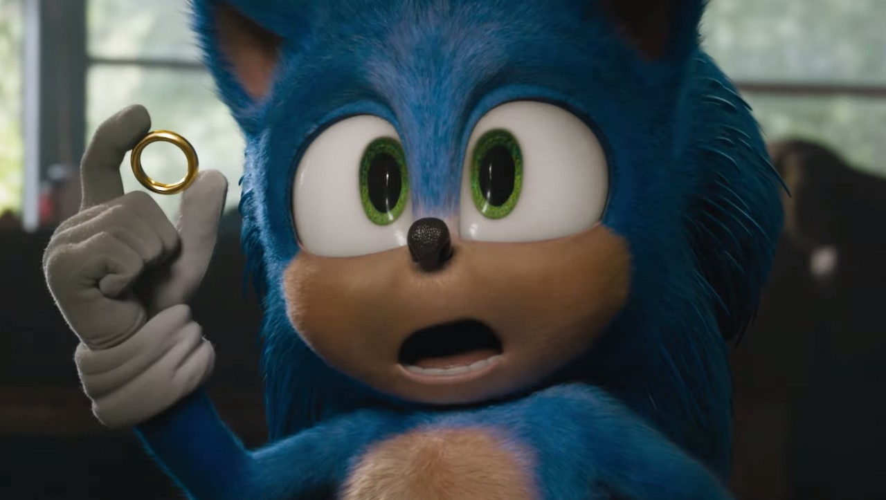 New Sonic movie trailer out today