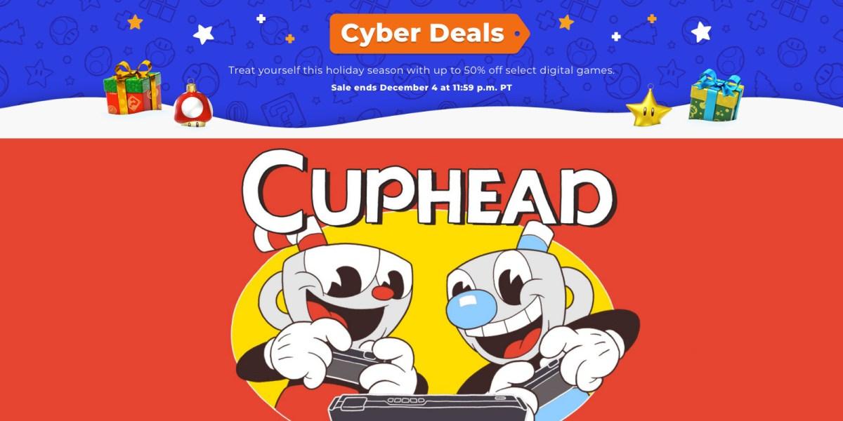 Nintendo eShop Black Friday sale
