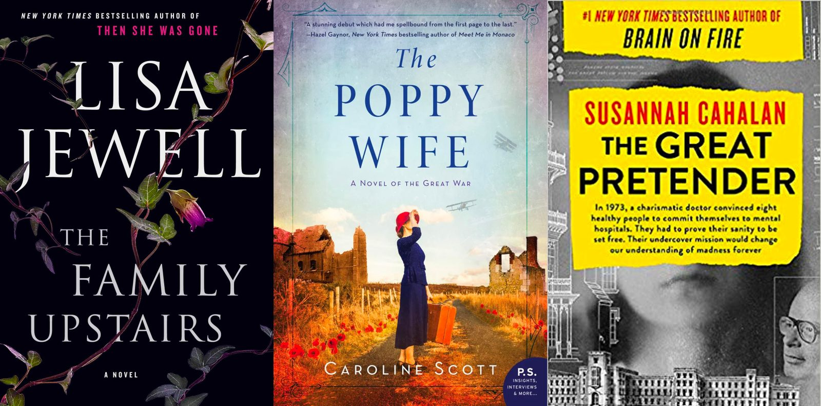November Reading List: The best new titles to cozy up with this fall