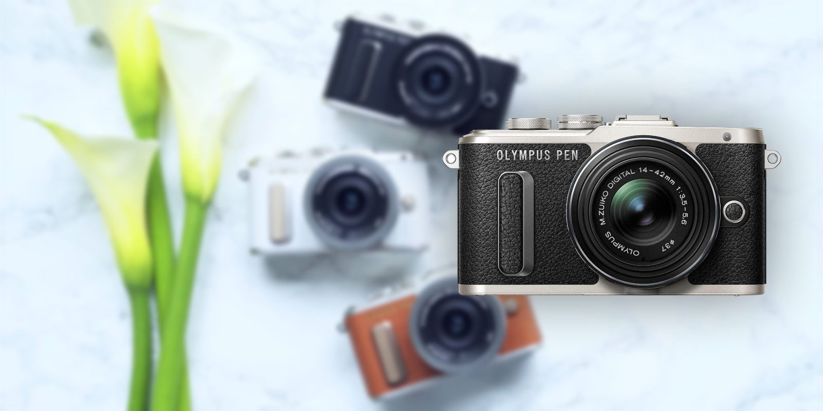 Nail that bokeh blur with Olympus' Mirrorless Camera Kit: $290 (Reg. $400)