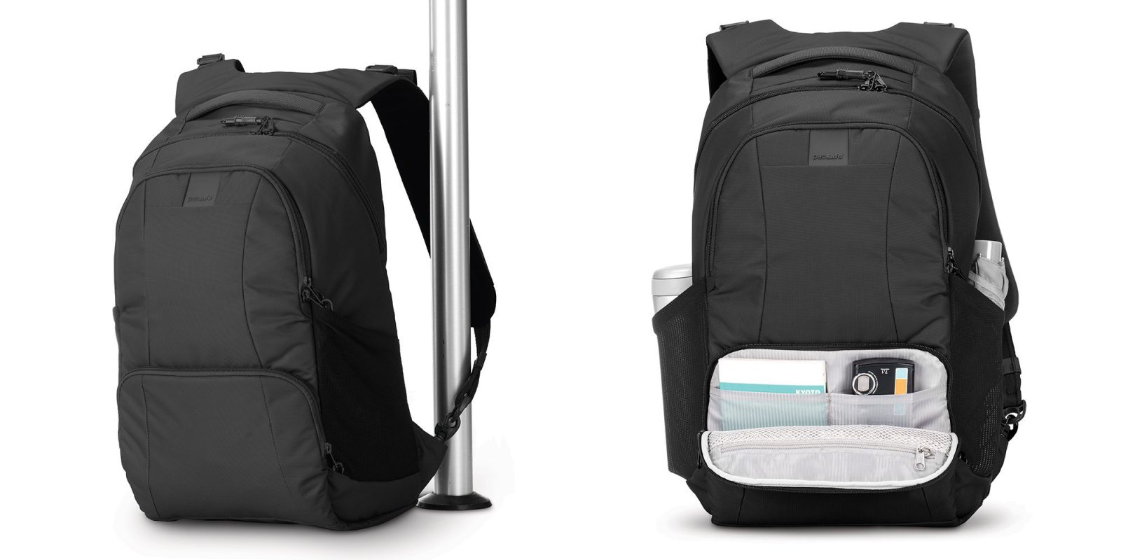 Pacsafe's MacBook + iPad Backpack is lockable and cut-proof: $93 (Reg. $120)