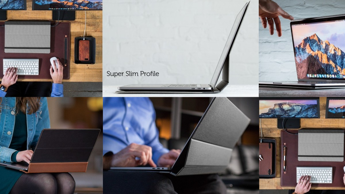 Pad & Quill 16-inch MacBook cases out now!