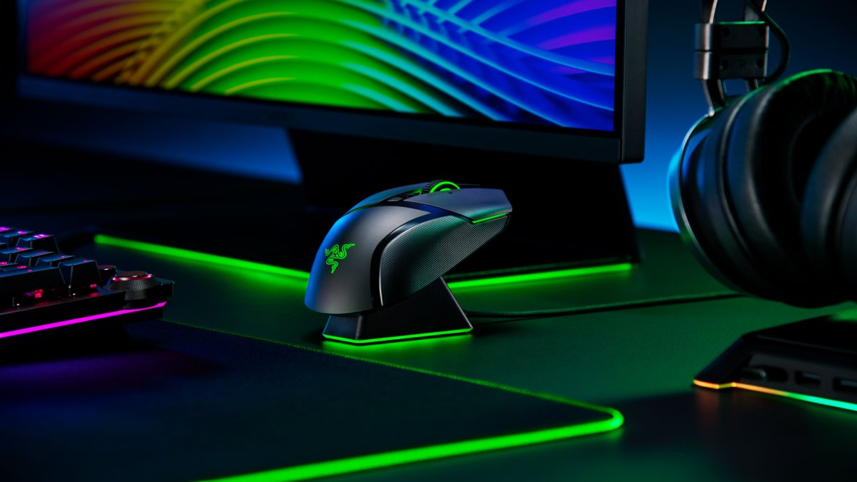 Razer Basilisk Ultimate Gaming Mouse