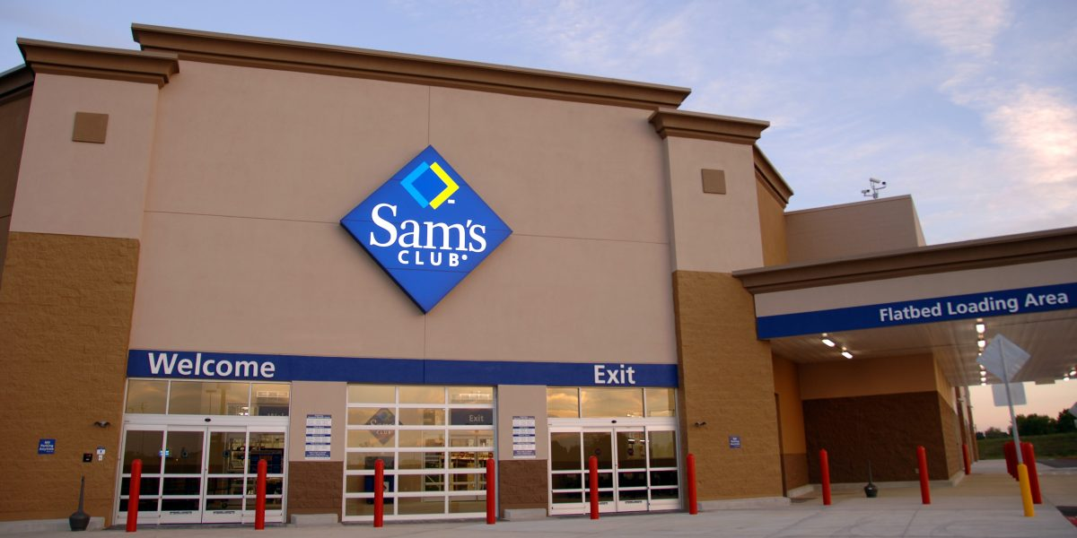Sam's Club One Day Sale Event