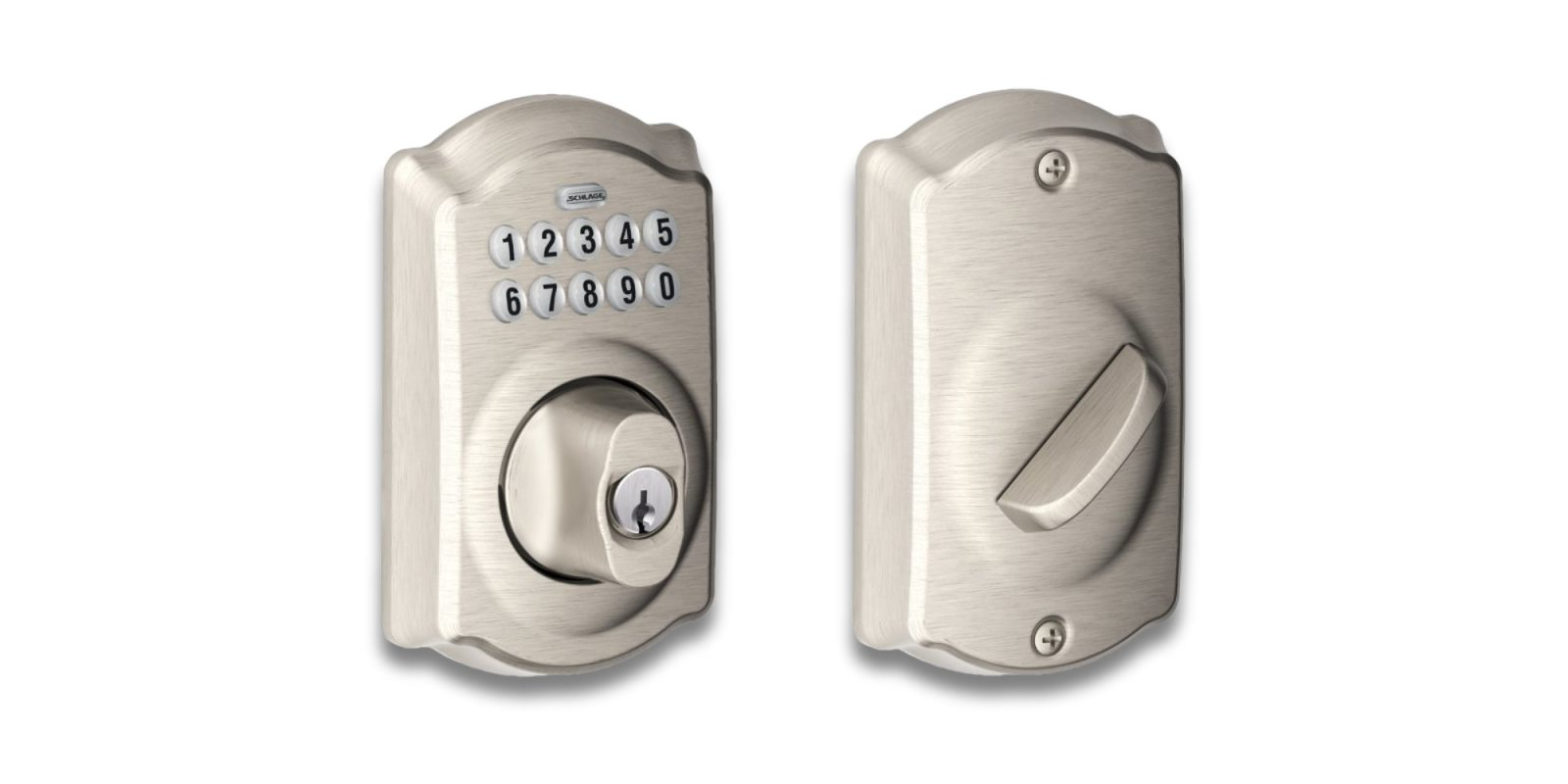 Schlage's Keypad Deadbolt falls to lowest Amazon price in over a year, now $75