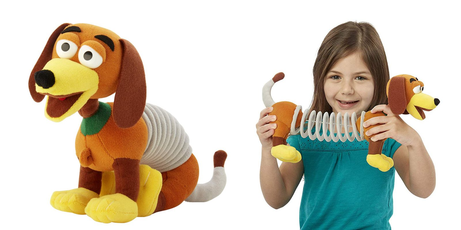 Slinky Toy Story 4 Plush Dog hits Amazon low + more kids' toys from $4.50