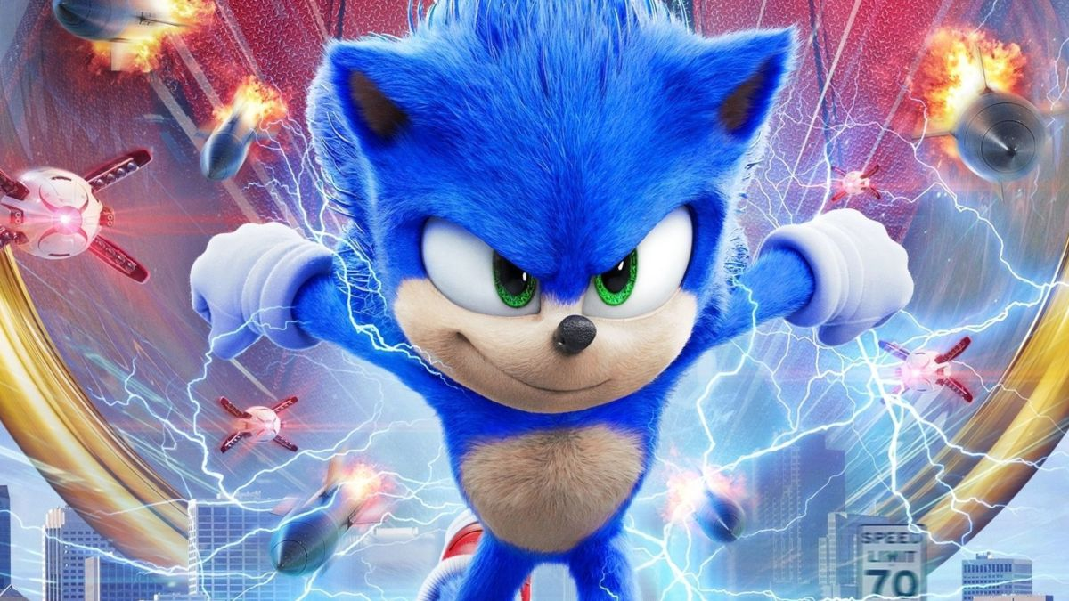 New Sonic movie trailer