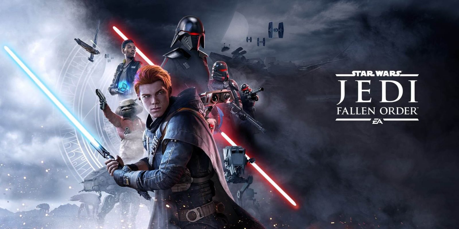 Early Cyber Monday game deals: Star Wars Jedi, Division 2, Rage 2, more