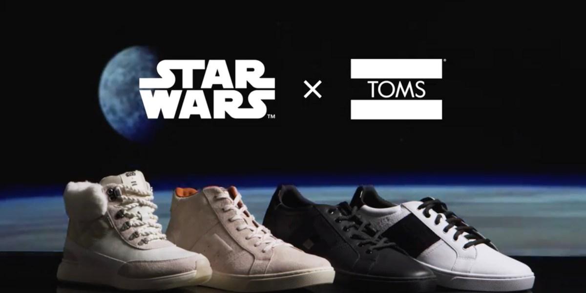 TOMS Star Wars
