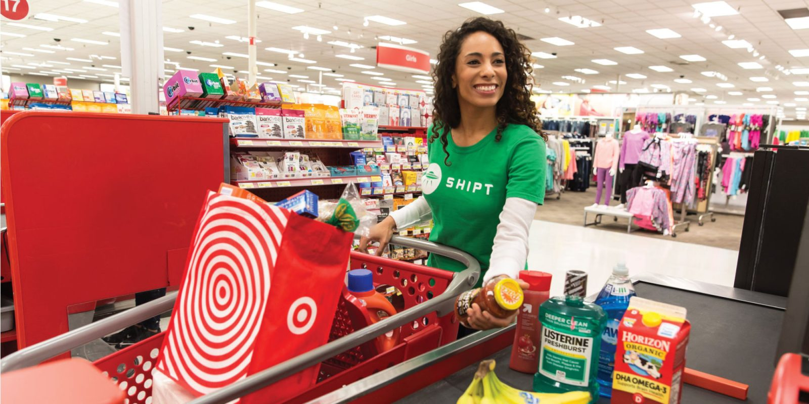 In-app same-day Target delivery lands with free use leading up to Thanksgiving