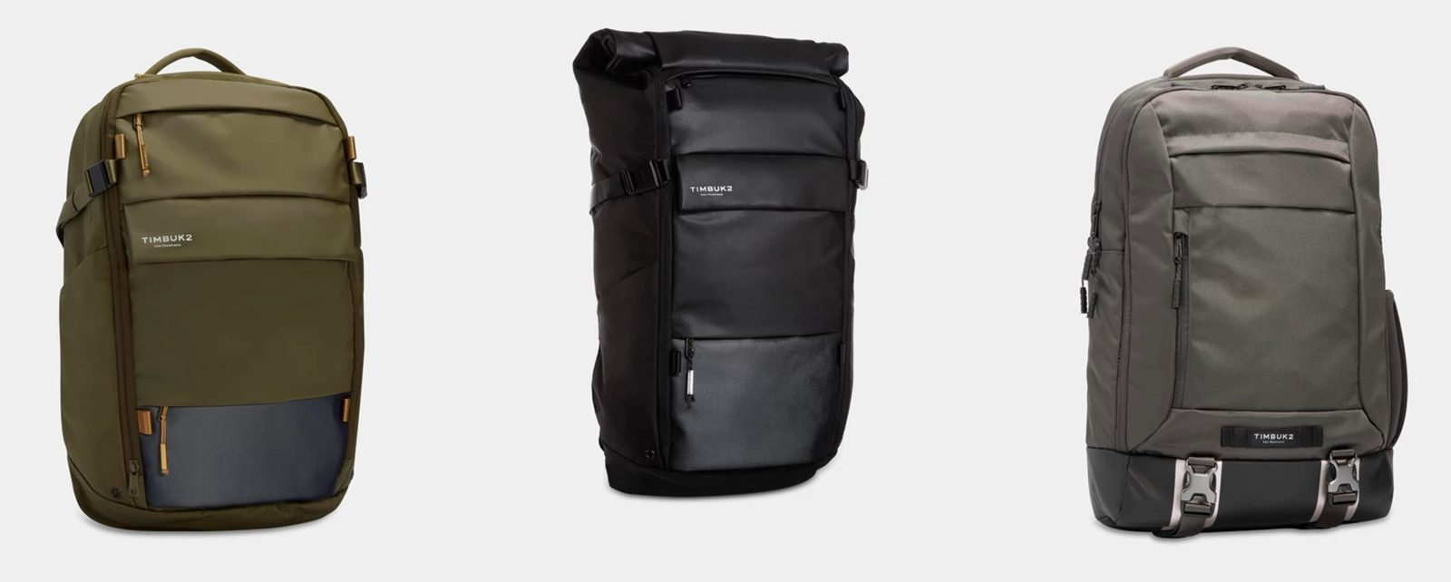Timbuk2 offers 50% off commuter backpacks, briefcases, and more + free shipping