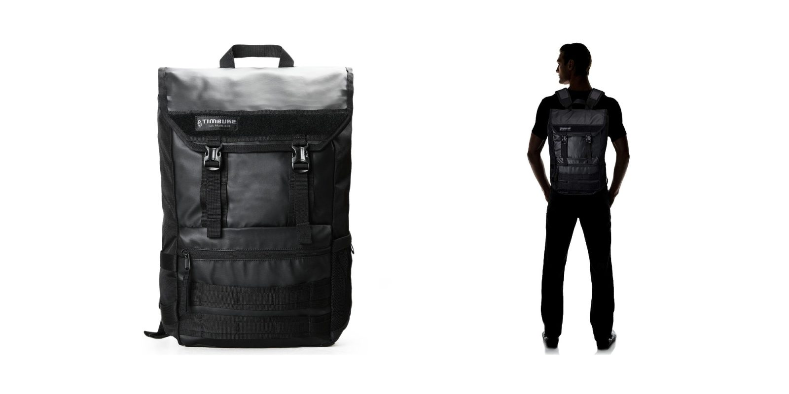 Amazon cuts 40% off Timbuk2's military-inspired, Mac-ready Backpack, now $48