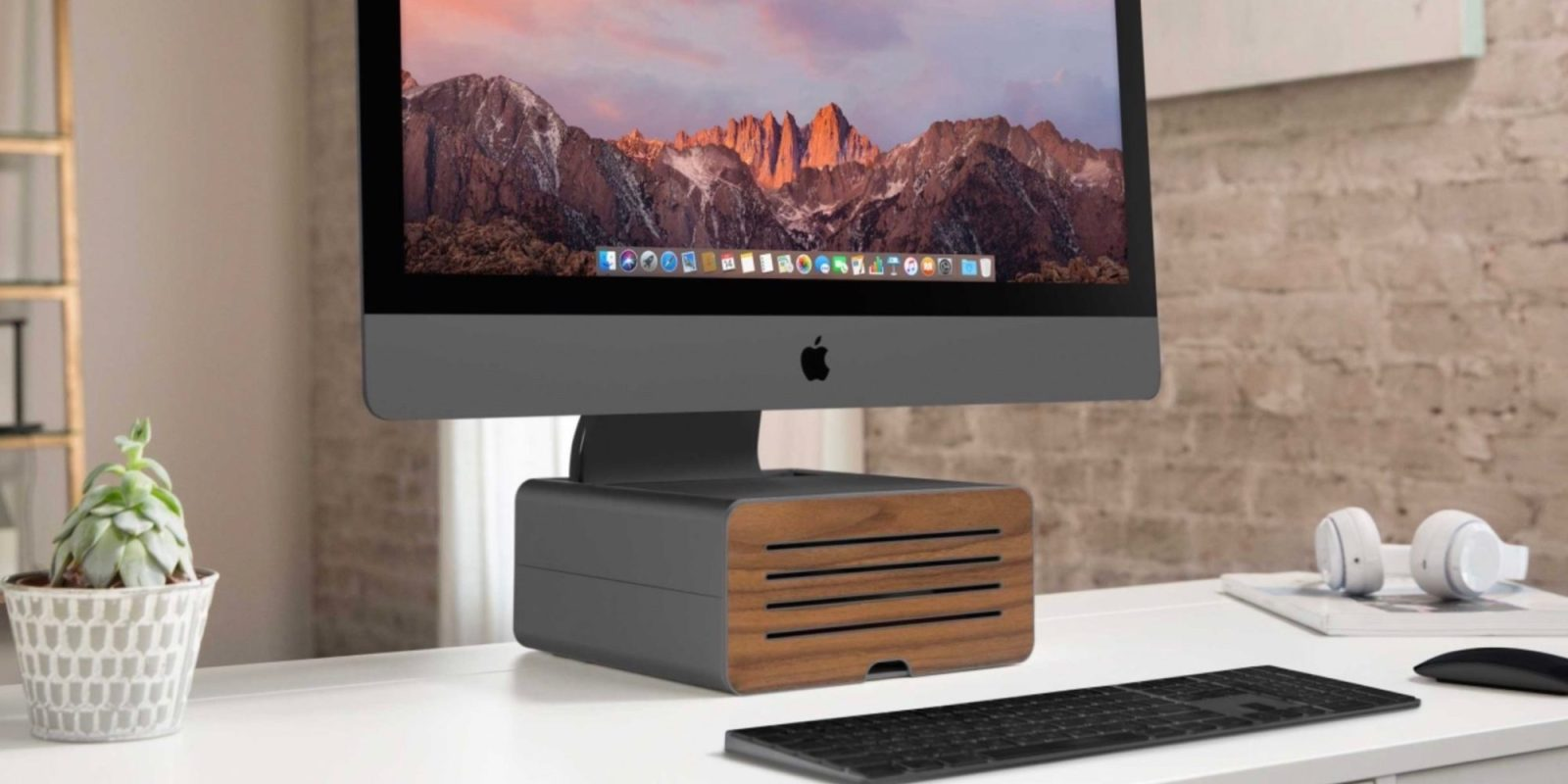 Twelve South HiRise Pro gives your iMac or display a boost at $126 (Save 26%)