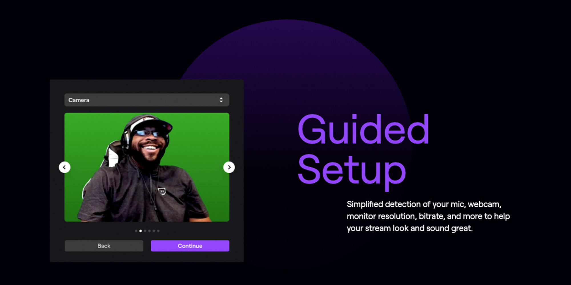 Twitch Studio Guided Setup