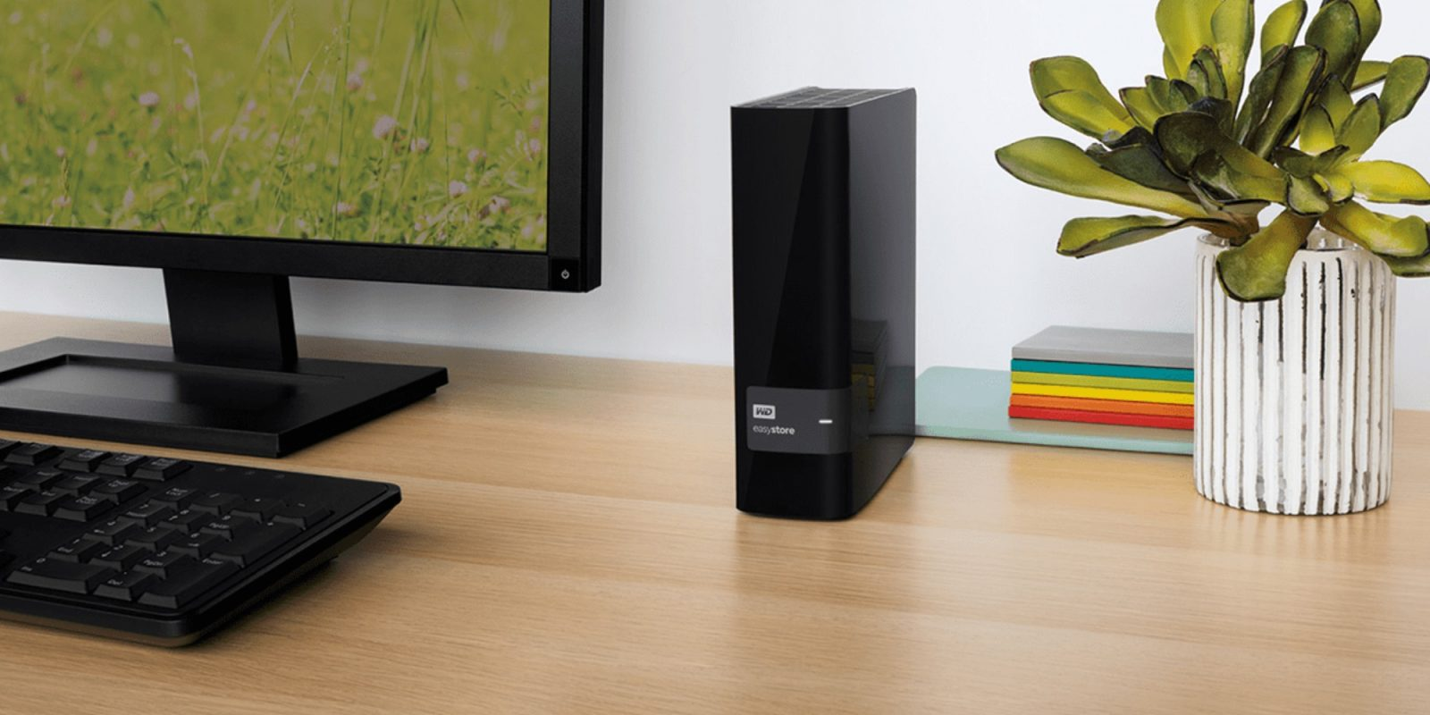 Score 10TB of USB 3.0 storage with WD's desktop hard drive at $160 (Save 20%)