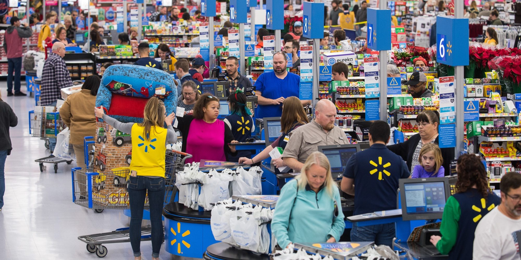 Here Are The 2019 Walmart Black Friday Store Hours And More 9to5toys