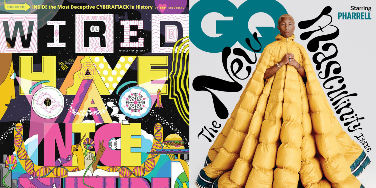 Wired and GQ magazine now starting from just $3.50/yr. for Black Friday