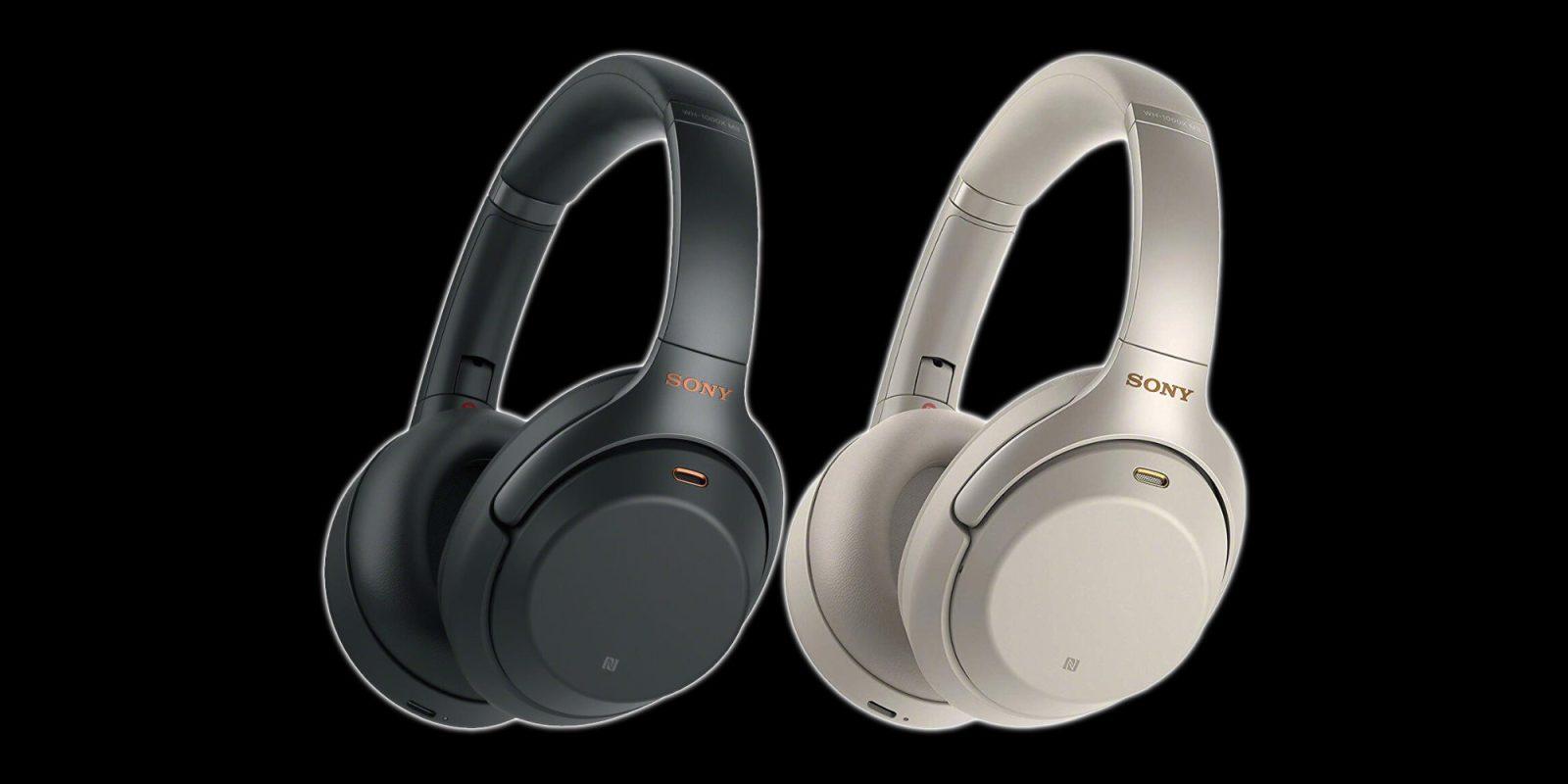 New ANC headphone lows: Sony XM3 $215 (Reg. $348) or Bose QC35 II $210, more