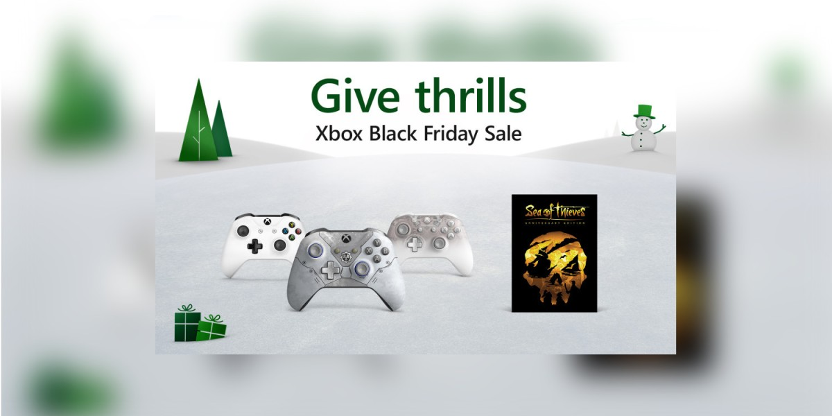 Xbox Black Friday 2019 preview