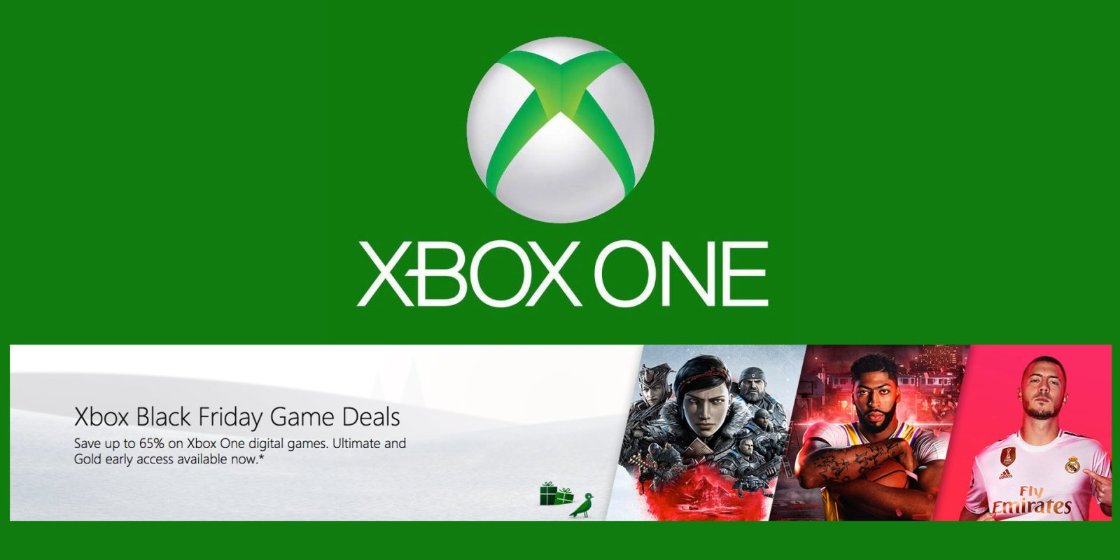 Massive Xbox Black Friday game sale now live: Hundreds of titles up to 65% off