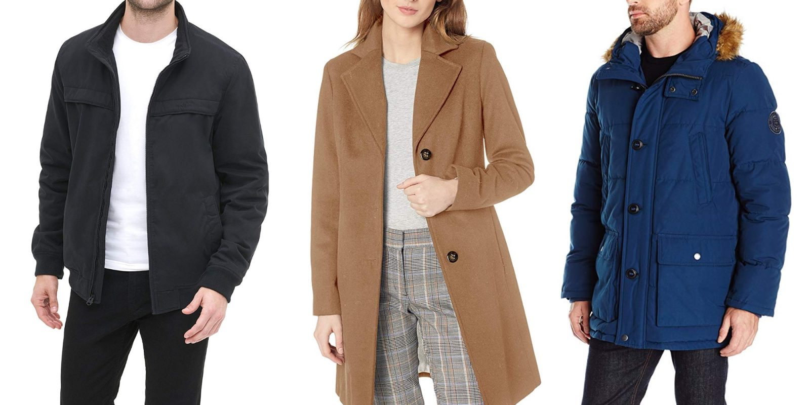 Amazon preps you for winter weather with up to 30% off coats from $24