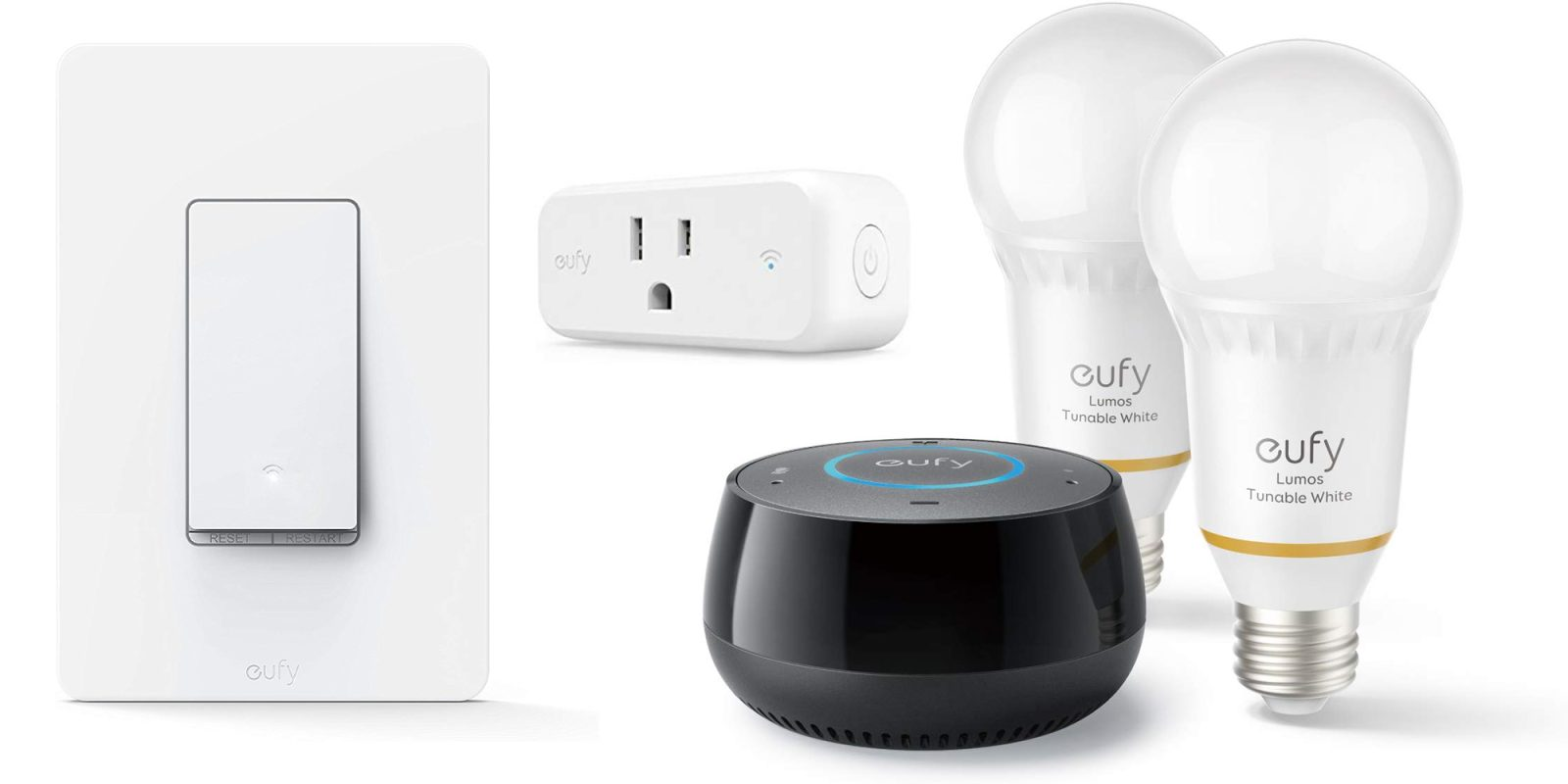 Anker's budget-friendly smart home gear on sale from $9.50