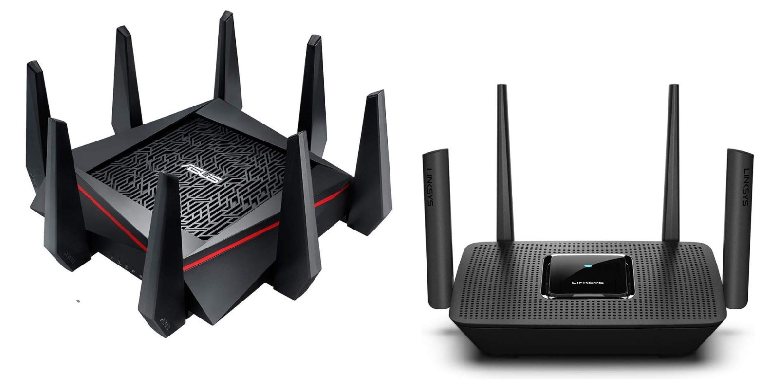 ASUS Tri-Band 802.11ac Router offers 5Gb/s speeds: $190 ($75 off), more from $30