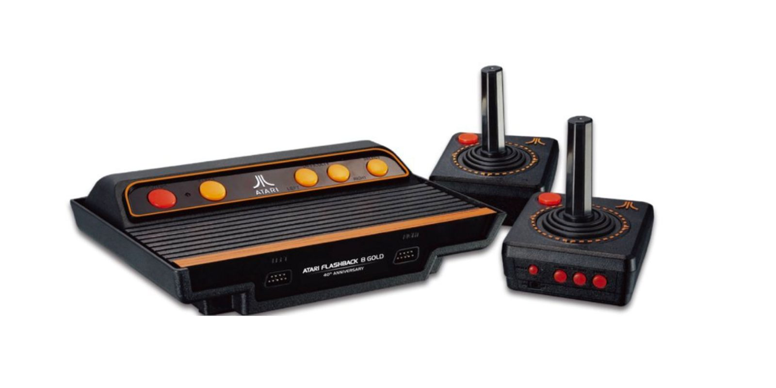Atari's Flashback 8 Gold HD Console is great for retro gamers, $30 at Walmart