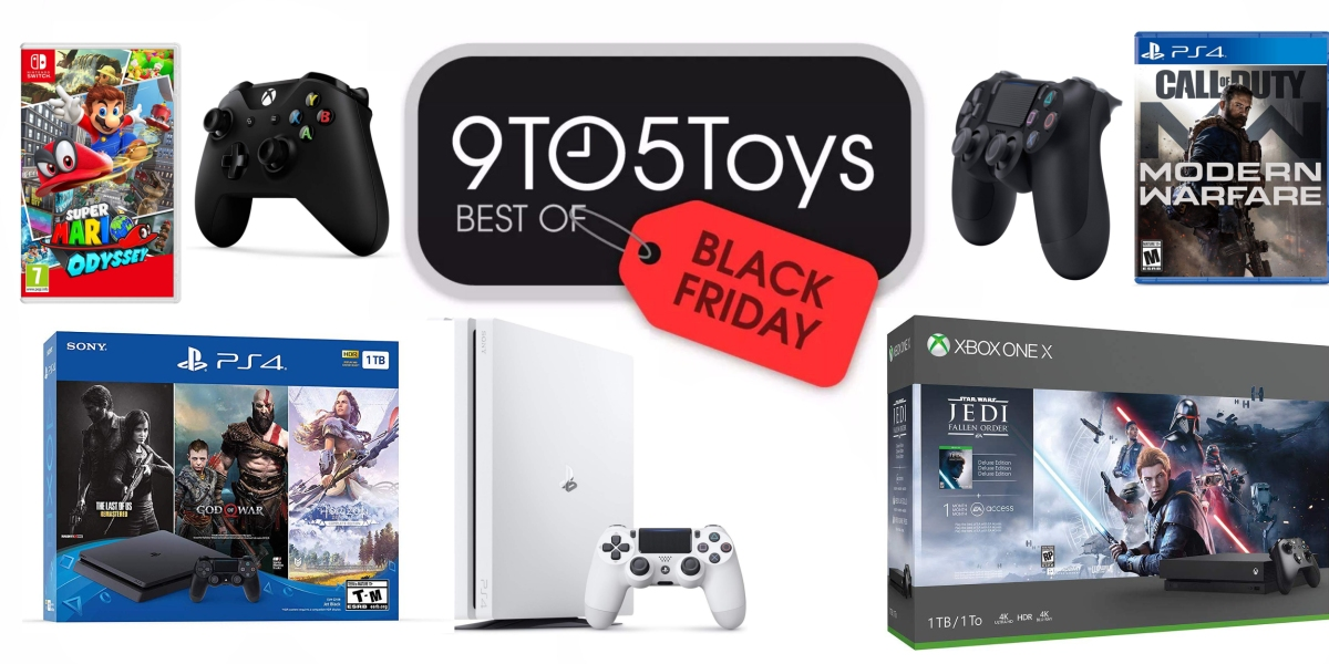 Best Black Friday console and gaming deals of 2019