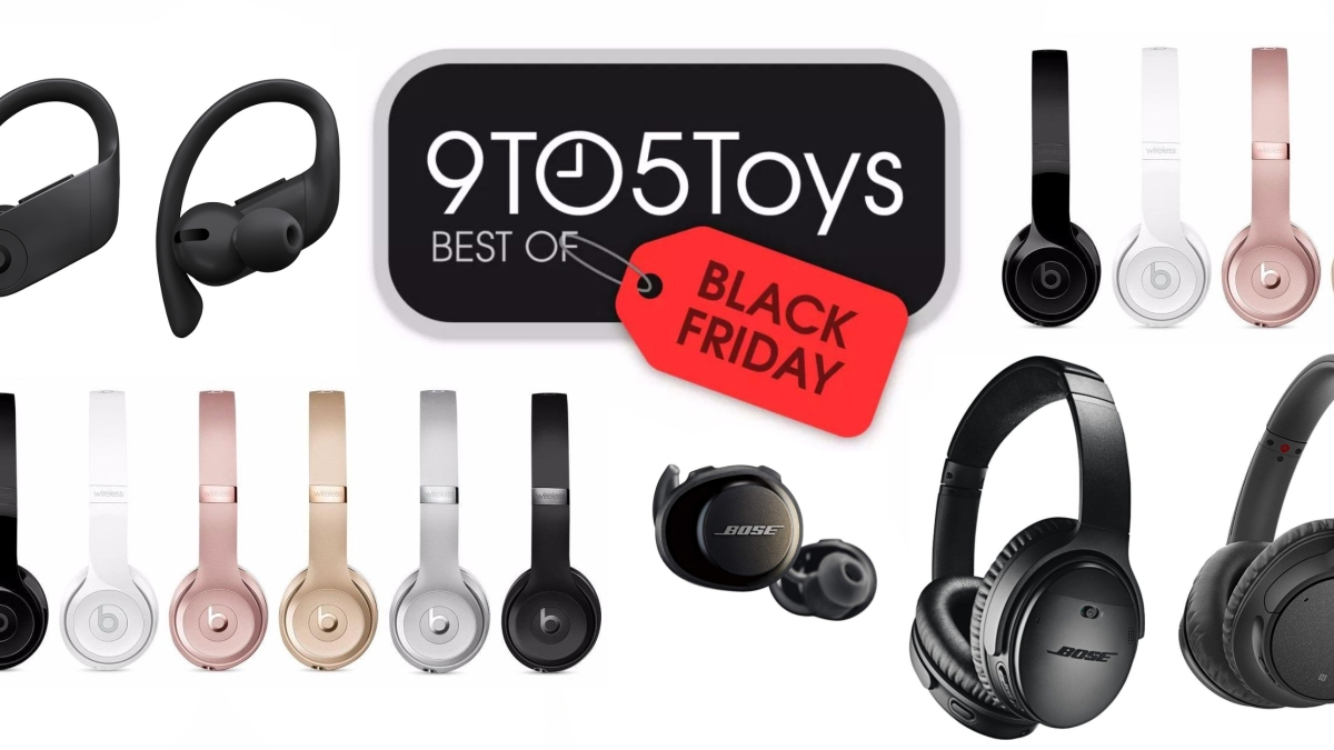 Best Headphone Deals From Beats Bose Apple Sony More 9to5toys