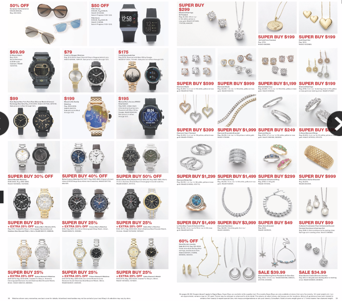 Macy S Black Friday Ad Has Home Goods Tech And More 9to5toys
