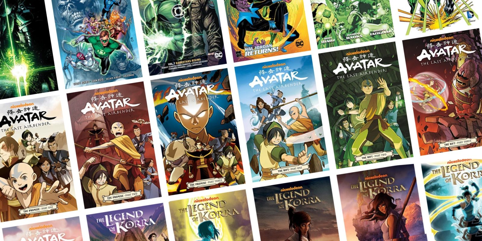Avatar: The Last Airbender deals have comics from $3.50, more - 9to5Toys